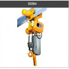 EDSM Inverter electric chain hoist - motorized trolley (Vari..