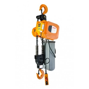 DSA Electric chain hoistseries - hook suspension  type - 7.5T x 4M