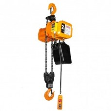 Electric Chain Hoist, DST series - hook suspension type - 2T..