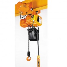 Electric Chain Hoist, DSTM series - motor trolley mounted ty..