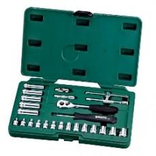 "1/4"" socket & drive set"
