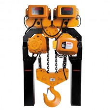 DSA Electric chain hoistseries - hook suspension  type - 10T..