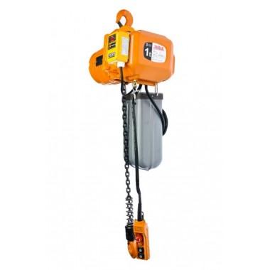 DSA Electric chain hoistseries - hook suspension  type - 1T x 3M